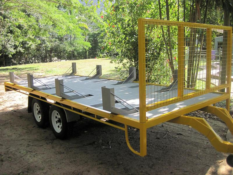 Cape York 4x4 Trailer