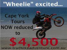 Cape York Motorcycle Tour